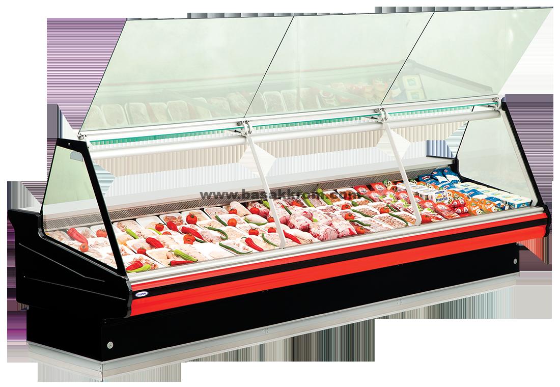 Et satış buzdolabı-şarkuteri buzdolabı